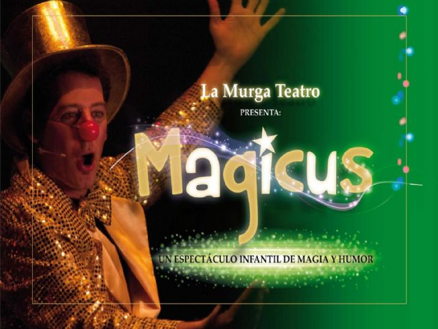 Con ´Magicus´ de La Murga Teatro se cierra el ciclo para el público infantil del Cartagena es Cultura - 1, Foto 1