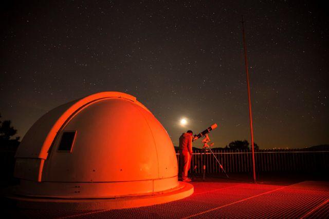 Más de 200 lumbrerenses y visitantes disfrutarán el próximo jueves de La lluvia de estrellas en el Cabezo de la Jara - 2, Foto 2
