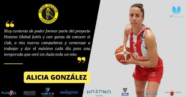Alicia González, experiencia y calidad para el Hozono Global Jairis - 1, Foto 1