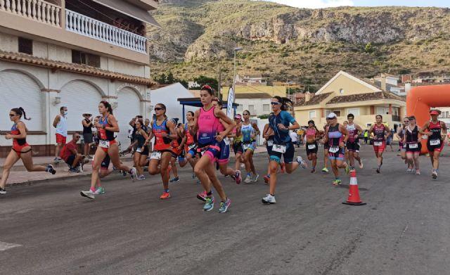 Daniel Plà y Marta Belmonte, Campeones Regionales de Acuatlón en La Azohía - 3, Foto 3