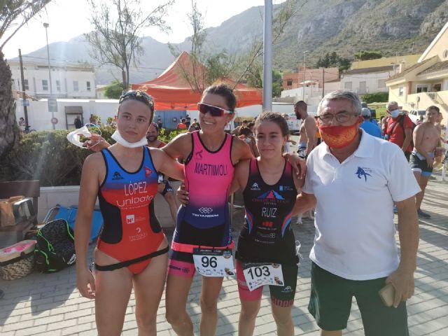 Daniel Plà y Marta Belmonte, Campeones Regionales de Acuatlón en La Azohía - 5, Foto 5