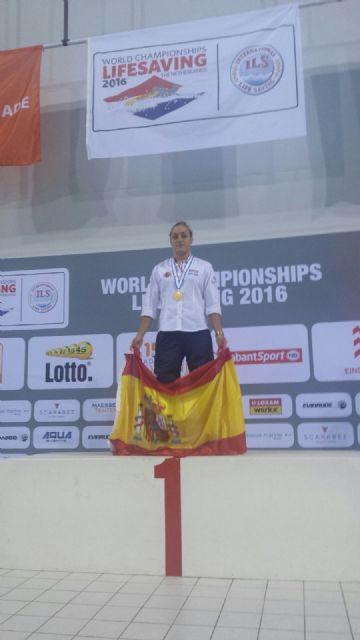 La selección absoluta española, séptima tras las pruebas de piscina de del Campeonato del Mundo de Salvamento y Socorrismo - 1, Foto 1