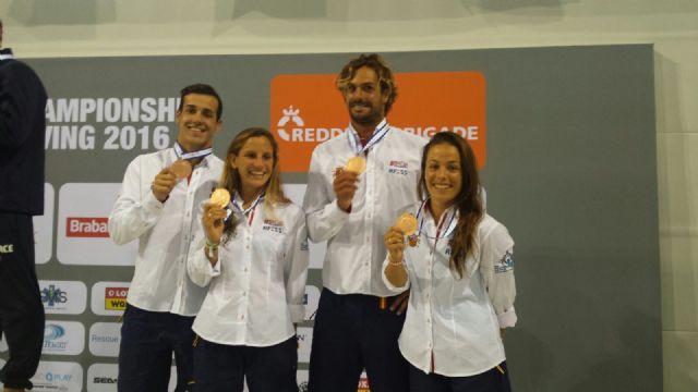 La selección absoluta española, séptima tras las pruebas de piscina de del Campeonato del Mundo de Salvamento y Socorrismo - 3, Foto 3