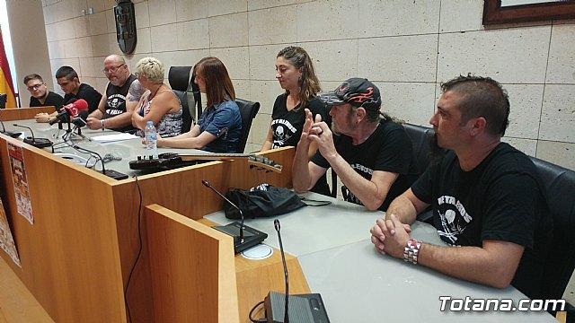 """Totana celebrará el 16 de septiembre el concierto benéfico """"Metal Fest"""", con la participación de cuatro grupos de referencia, Foto 3"""