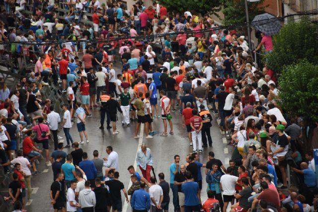 Sexto y último encierro de la Feria Taurina del Arroz de Calasparra - 1, Foto 1