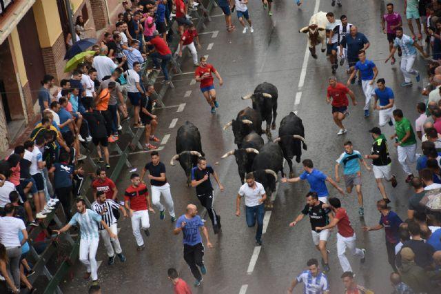 Sexto y último encierro de la Feria Taurina del Arroz de Calasparra - 3, Foto 3