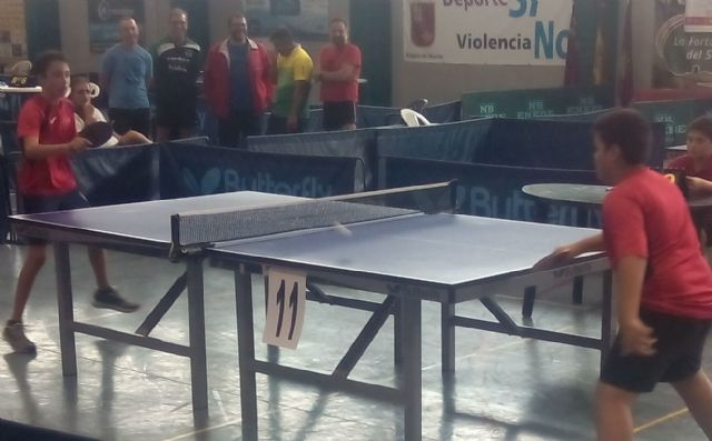 Resultados Open Ciudad de Lorca, Foto 2