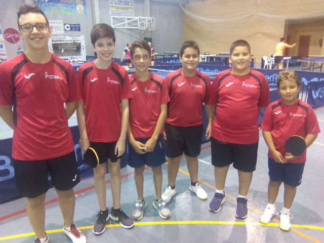 Results Open City of Lorca - 3