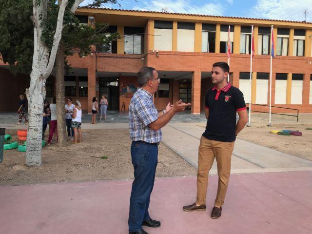 Alumnos y alumnas de Educación Infantil y Primaria de Torre Pacheco empiezan el curso escolar 2019/20 - 2, Foto 2