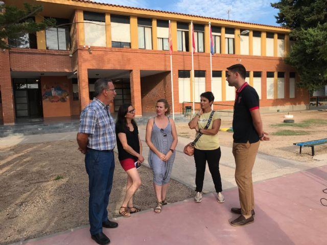 Alumnos y alumnas de Educación Infantil y Primaria de Torre Pacheco empiezan el curso escolar 2019/20 - 3, Foto 3