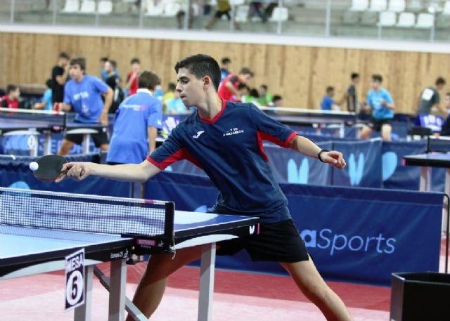 El C.D. Mazarrón Tenis de Mesa oferta su escuela deportiva de manera gratuita, Foto 2