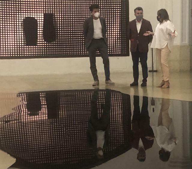 Cultura inicia la temporada de la Sala Verónicas con la exposición ´Chromotopía´ del artista berlinés Ranier Splitt - 1, Foto 1