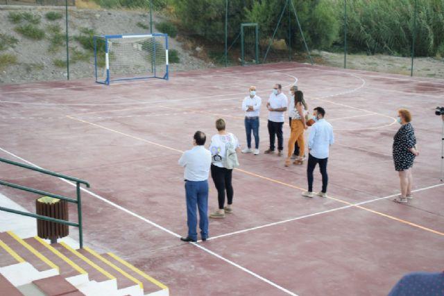 La Majada ya disfruta de su pista deportiva remodelada - 2, Foto 2