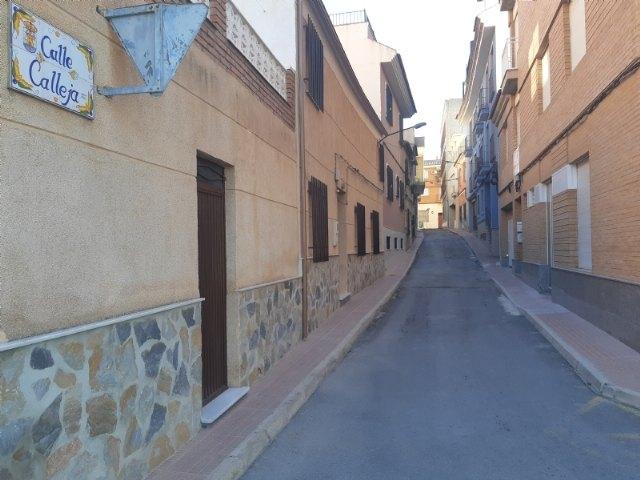 Estudiar�n convertir en plataforma �nica las c�ntricas calles Calleja, San Crist�bal, R�denas, Mecas, Salado y Emilio Mora, Foto 1