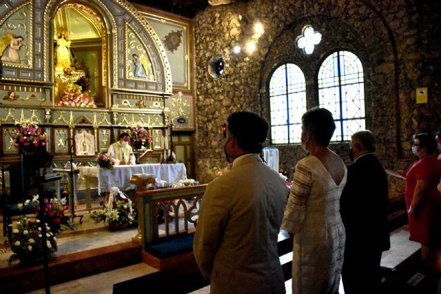 Teresa García es nombrada Mayordoma de la Fundación Santuario de Nuestra Señora de la Esperanza - 2, Foto 2