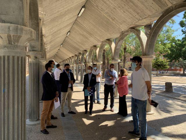 El nuevo parque Almansa será una realidad en 18 meses - 2, Foto 2