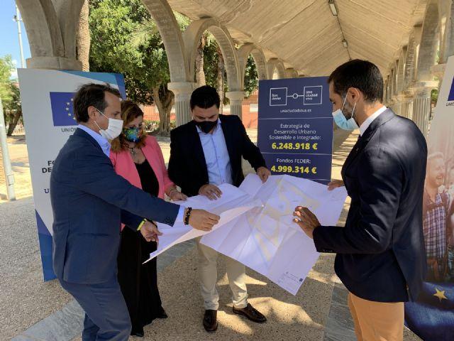 El nuevo parque Almansa será una realidad en 18 meses - 3, Foto 3