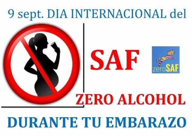 Alhama Colabora con la asociación ZERO SAF en la concienciación por el día mundial del Síndrome Alcohólico Fetal - 1, Foto 1
