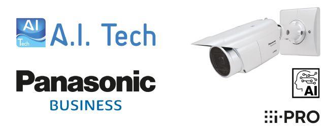 Panasonic Security se asocia con A.I.Tech para emplear aplicaciones de seguridad en inteligencia artificial - 1, Foto 1