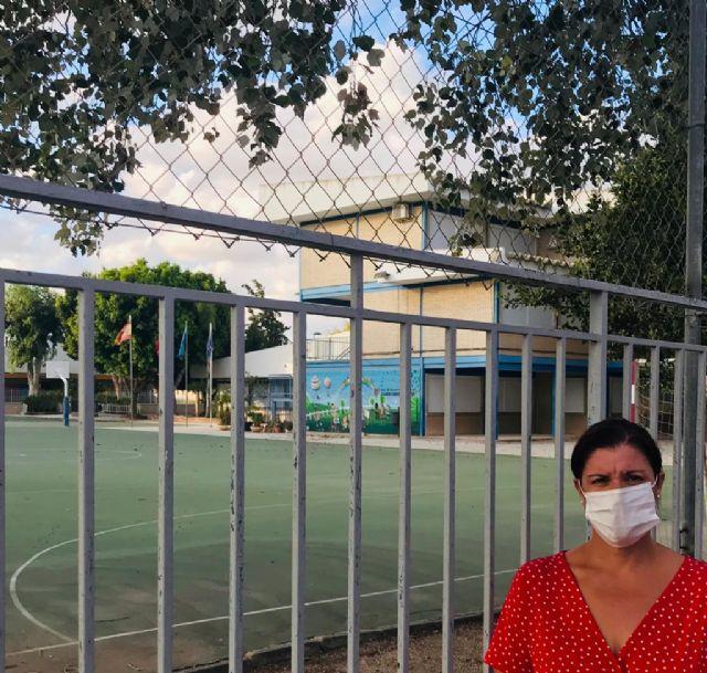 El PSOE pide que el presupuesto restante de Festejos se destine a la protección del alumnado de centros educativos - 1, Foto 1