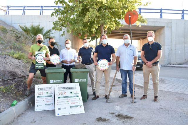 Los aledaños del IES San Juan Bosco de Lorca serán repoblados gracias al compostaje de biorresiduos recogidos en el municipio - 1, Foto 1