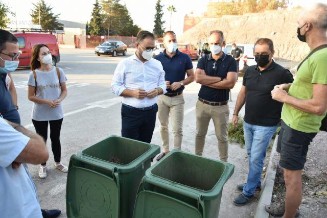 Los aledaños del IES San Juan Bosco de Lorca serán repoblados gracias al compostaje de biorresiduos recogidos en el municipio - 2, Foto 2