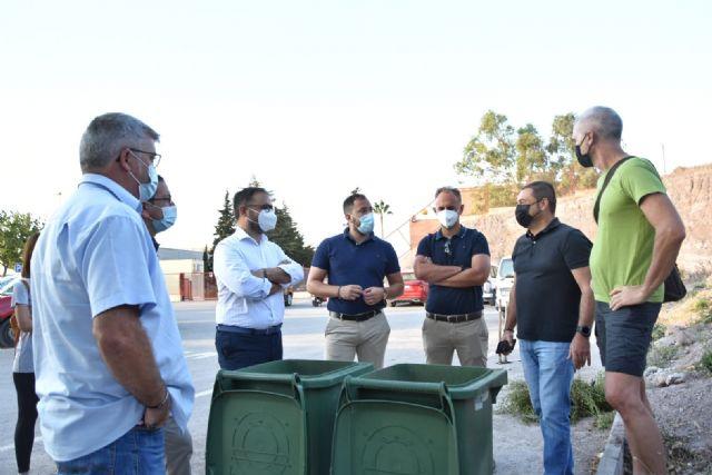 Los aledaños del IES San Juan Bosco de Lorca serán repoblados gracias al compostaje de biorresiduos recogidos en el municipio - 3, Foto 3