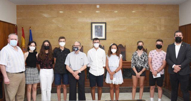 La Fundación Galindo de Calasparra entrega de sus becas anuales - 1, Foto 1