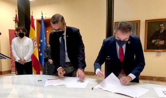 Lorquí se convierte en sede permanente de la Universidad de Murcia - 2, Foto 2