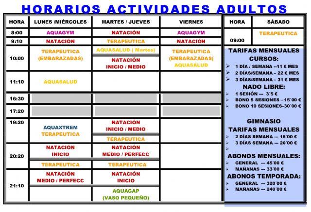 El Centro Deportivo de Puerto Lumbreras iniciará la nueva temporada el próximo lunes 13 de septiembre - 4, Foto 4