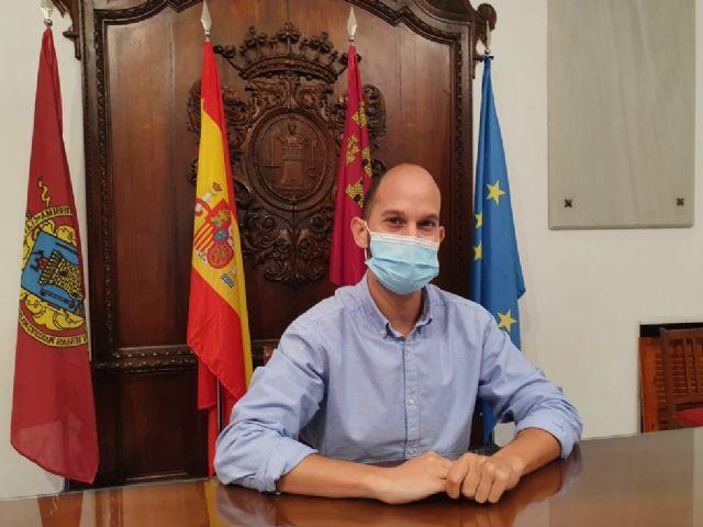 El PSOE exige la apertura de la planta de traumatología del hospital Rafael Méndez de Lorca - 1, Foto 1