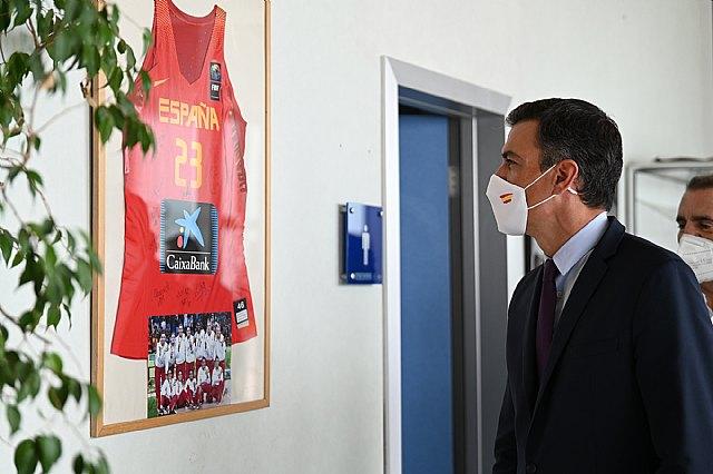 Sánchez anuncia una inversión histórica de 1.000 M€ para el deporte español de cara a los Juegos Olímpicos de París - 2, Foto 2