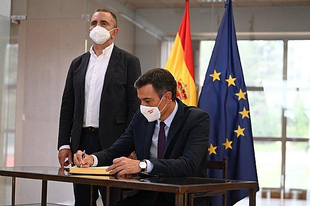 Sánchez anuncia una inversión histórica de 1.000 M€ para el deporte español de cara a los Juegos Olímpicos de París - 3, Foto 3