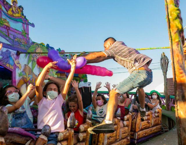 Cehegín enciende la mecha de la luz, la ilusión, la alegría y la devoción de sus Fiestas Patronales 2021 - 2, Foto 2