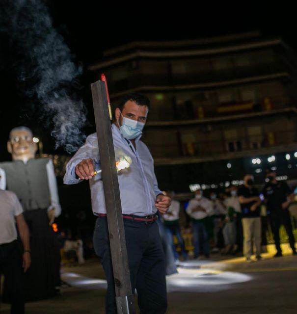 Cehegín enciende la mecha de la luz, la ilusión, la alegría y la devoción de sus Fiestas Patronales 2021 - 4, Foto 4