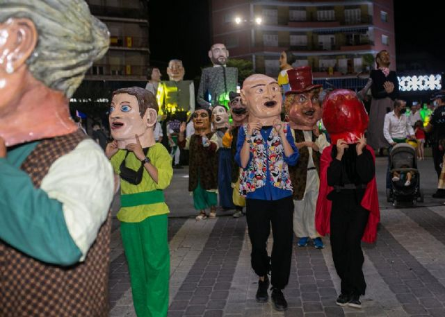 Cehegín enciende la mecha de la luz, la ilusión, la alegría y la devoción de sus Fiestas Patronales 2021 - 5, Foto 5