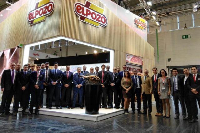 ELPOZO ALIMENTACIÓN triunfa en Alemania con una selección de sus mejores productos, Foto 1