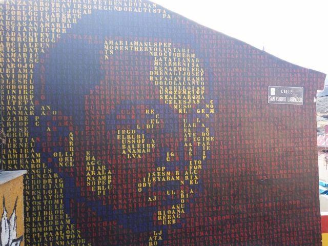 Cincuenta personas participan en la visita a Orihuela para participar en la Ruta Hernandiana con motivo del 75 aniversario de la muerte del poeta Miguel Hernández, Foto 5
