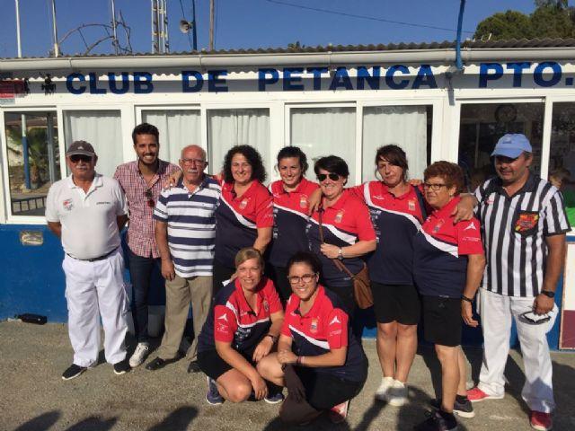 La Supercopa Regional de Petanca reúne en Puerto de Mazarrón a más de 200 participantes, Foto 3