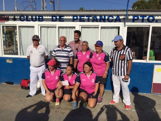 La Supercopa Regional de Petanca reúne en Puerto de Mazarrón a más de 200 participantes, Foto 4