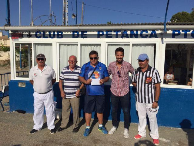 La Supercopa Regional de Petanca reúne en Puerto de Mazarrón a más de 200 participantes, Foto 5