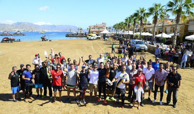 Mazarrón pone el broche de oro al Campeonato de España de motos de agua, Foto 2