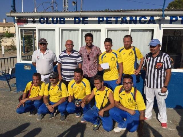 La Supercopa Regional de Petanca reúne en Puerto de Mazarrón a más de 200 participantes, Foto 2