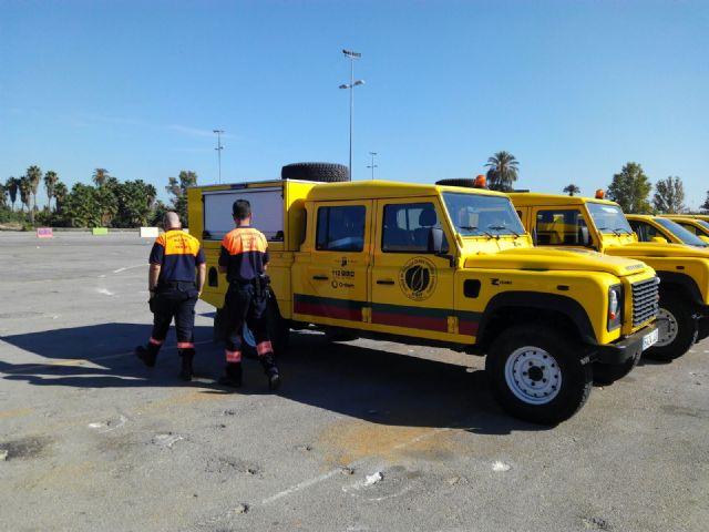 El Ayuntamiento agradece la labor antiincendios de los voluntarios de Protección Civil, Foto 6