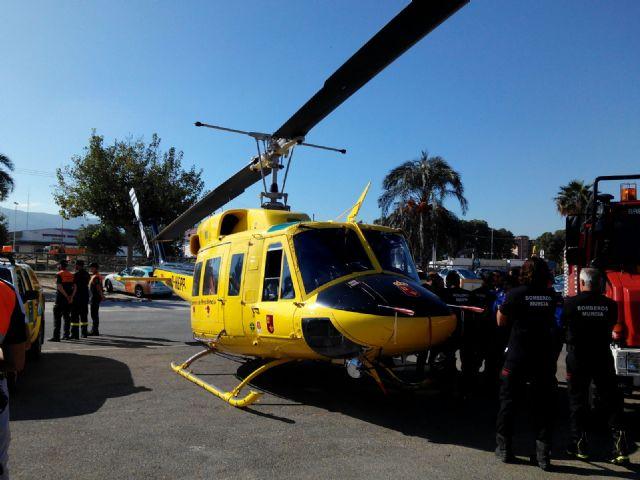 El Ayuntamiento agradece la labor antiincendios de los voluntarios de Protección Civil, Foto 7