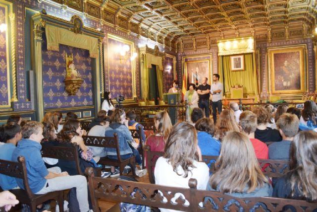 36 alumnos franceses visitan Mazarrón fruto de un intercamio con el IES Domingo Valdivieso, Foto 4