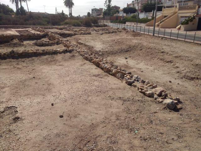 Patrimonio Histórico cumple con el mantenimiento de los yacimientos del municipio, Foto 4