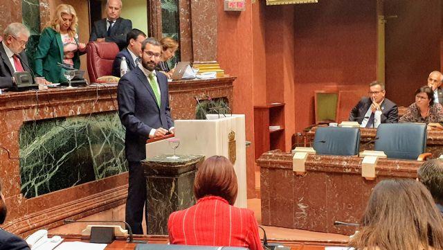 El PSOE consigue que la Asamblea Regional apruebe la creación de un programa de financiación para los municipios afectados por la DANA, Foto 1