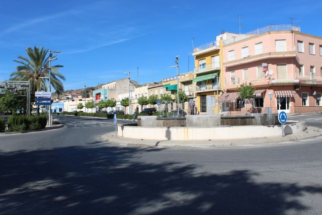 They study regulating traffic by traffic signaling in the urban section of Mazarrón Avenue, Foto 5