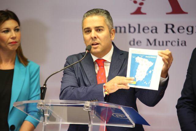La Asamblea pide, sin el apoyo del PSOE, la prórroga del Decreto de Sequía al Gobierno de España, Foto 1